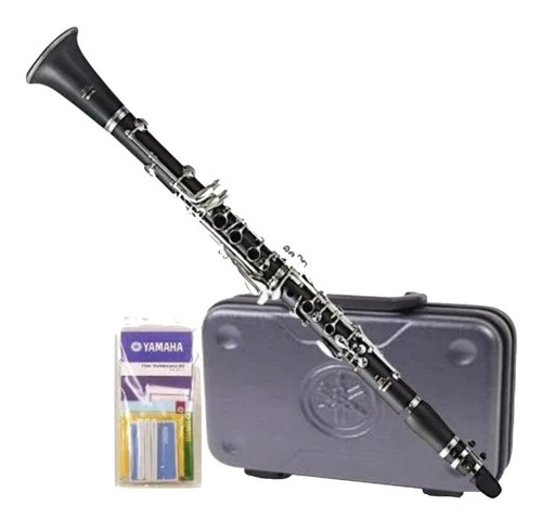 clarinete yamaha ycl-450 series original nuevo