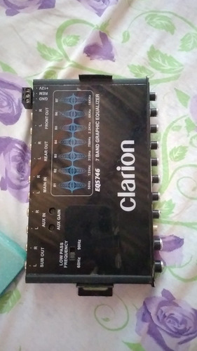 clarion usado