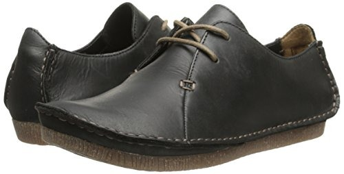 Clarks Janey Mae Oxford Zapato Para Mujer