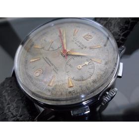Clarna Chronographe Swiss 17j L 248 Caballero