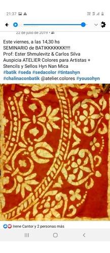 clase de batik online