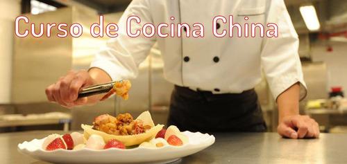 clase de cualquier platillo de comida china que deseas