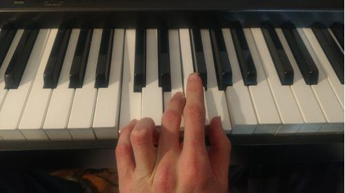 clase de guitarra y piano online