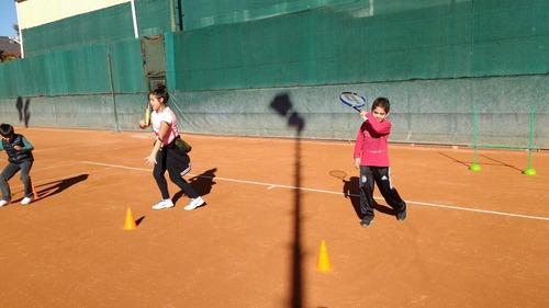 clase de tenis !!!! adultos y niños