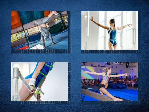 clase online de gimnasia artística. entrenamiento online.