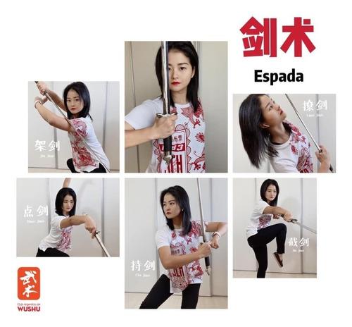 clase online tai chi kung fu qigong con la maestra chen min
