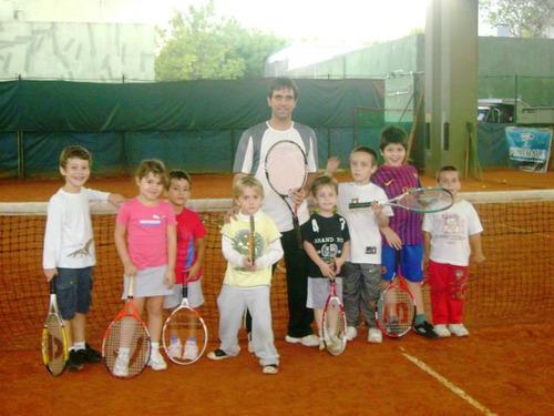 clase tenis caballito