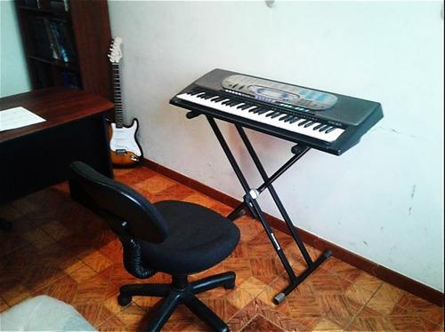 clases a domicilio de piano ,teclado  y composición