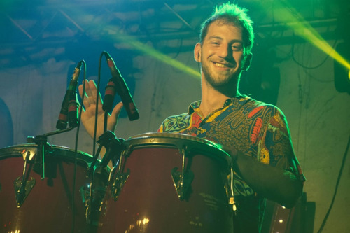 clases batería congas timbal bongo percusion online presente