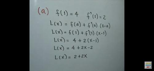 clases cálculo diferencial