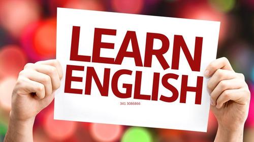 clases con profesor de inglés nativo eeuu, california
