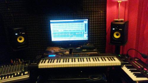 clases cubase-mezcla-mastering-plugins-producción musical