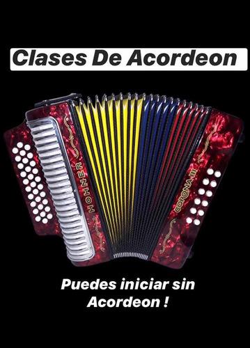 clases de acordeon  cel: 3004740808