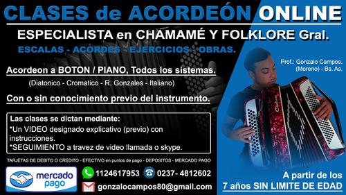clases de acordeon online