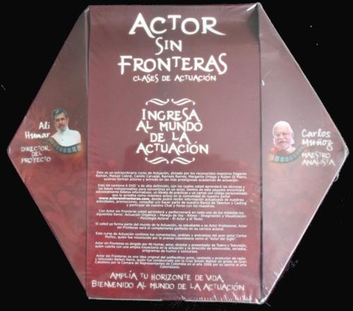 clases de actuacion 6 dvd originales vendo cambio