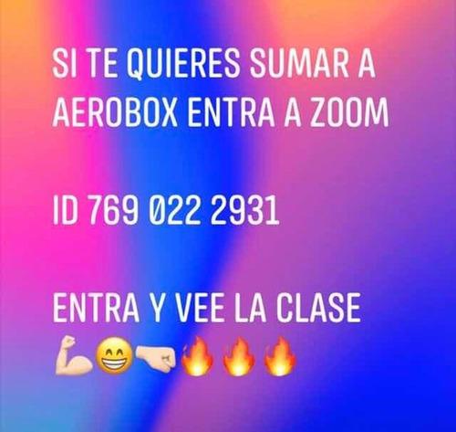 clases de aerobox online