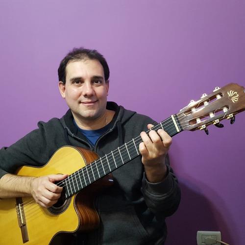 clases de  armonía, composicion y guitarra. online
