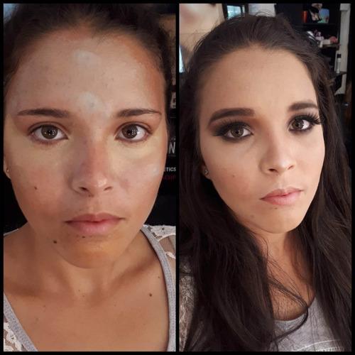 clases de automaquillaje / maquilladora a domicilio.