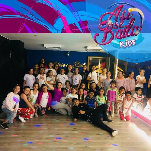 clases de baile para niños y adultos