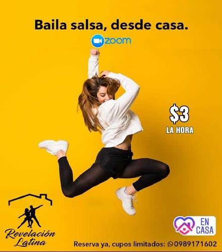 clases de baile. salsa y bachata