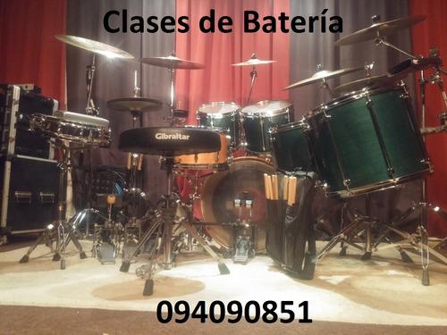 clases de batería
