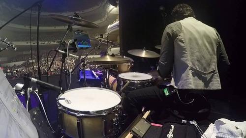 clases de batería, aprendes a tocar sobre canciones! caba