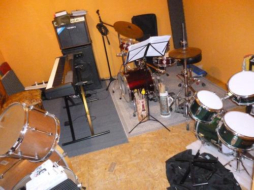 clases de batería en villa urquiza y a domicilio.