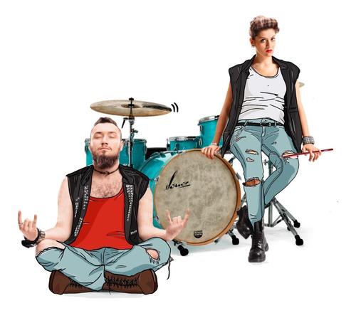 clases de batería online y presenciales en villa pueyrredón