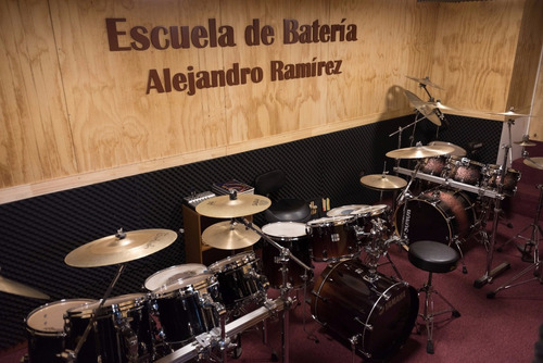 clases de batería (santiago) escuela de batería.