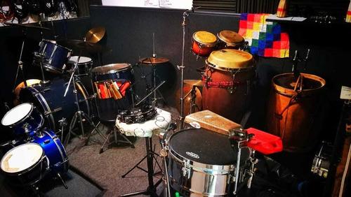 clases de bateria y percusion online (zona oeste)