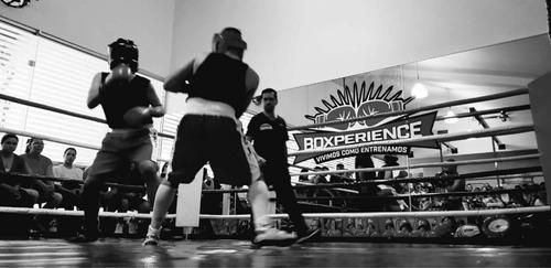 clases de boxeo olímpico