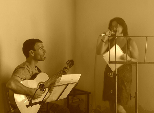 clases de canto - caballito