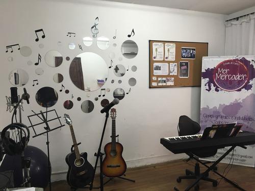 clases de canto - técnica y repertorio - piano - zona norte