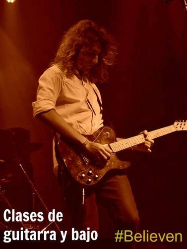 clases de canto y/o guitarra (zona oeste)