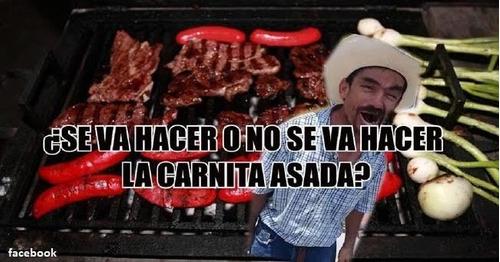 clases de carne asada