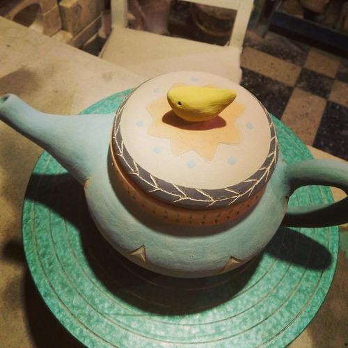 clases de cerámica alfareria, decoracion y modelado
