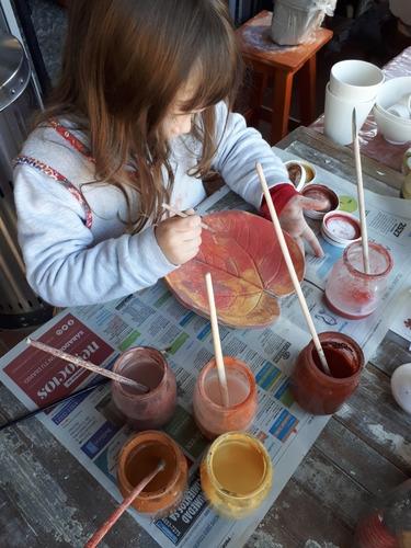 clases de cerámica y alfarería