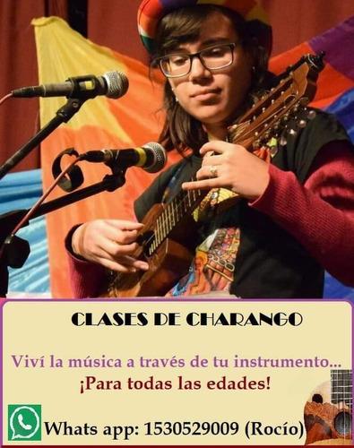 clases de charango