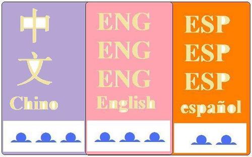 clases de chino y inglés online con profesores nativos