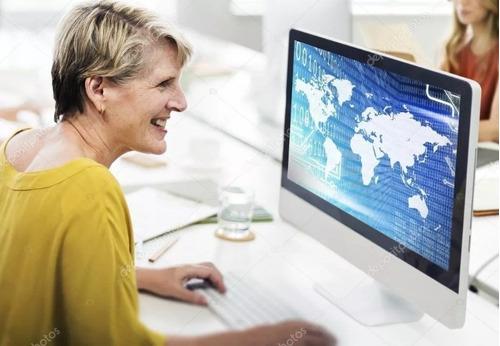 clases de computación a adultos (office)