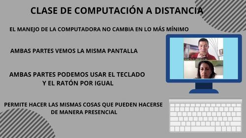 clases de computación para adultos