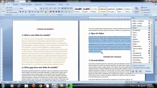 clases de computación virtual y domicilio