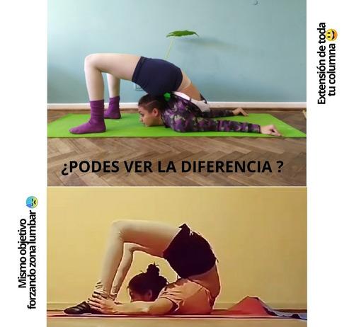 clases de contorsion & flexibilidad por método fitcontor ®