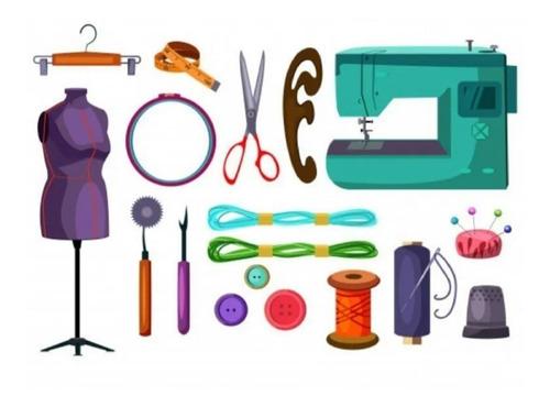 clases de corte y confección básicas