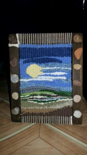 clases de crochet y tapiz