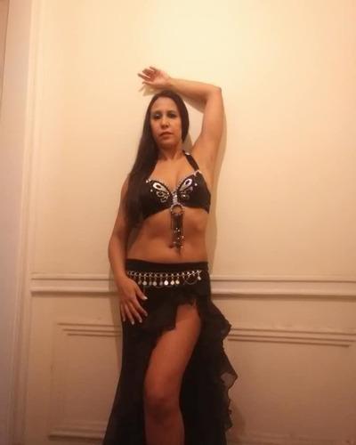 clases de danzas arabes  online
