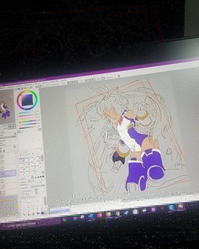clases de dibujo anime y cartoon