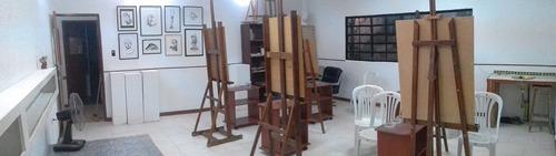clases de dibujo y pintura - óleo, acrílico, temple