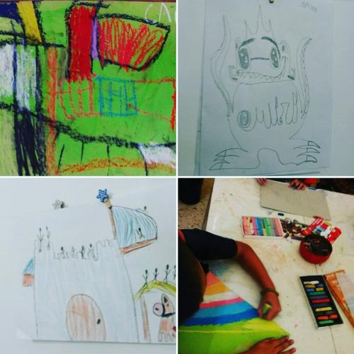clases de dibujo y pintura/ para todas las edades virtuales
