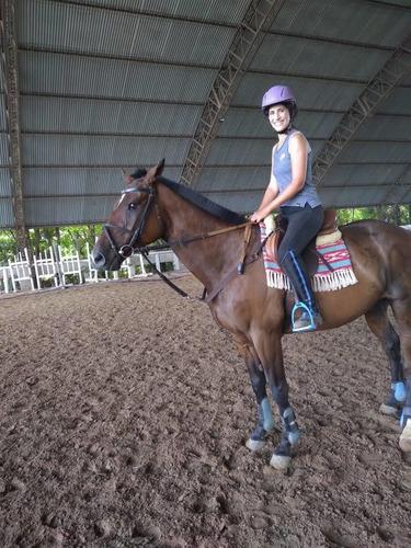 clases de equitación - pensionado